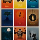 Spielberg Movies by Alain Bossuyt