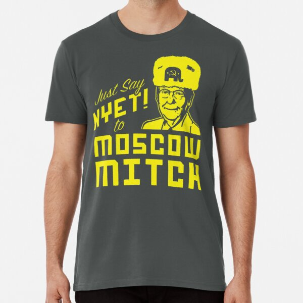 Just Say Nyet to Moscow Mitch - Russian Asset Premium T-Shirt