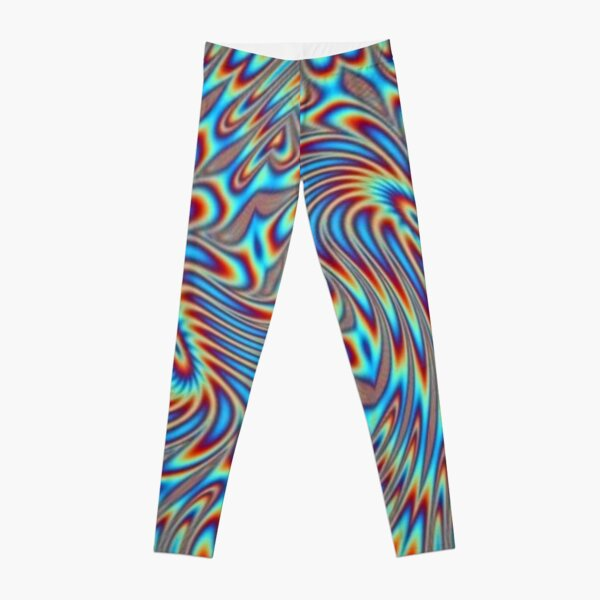 #OpArt, #visual #illusion, #VisualArt, opticalart, opticalillusion, opticalillusionart, opticalartillusion, psyhodelic, psichodelic, psyhodelicart Leggings