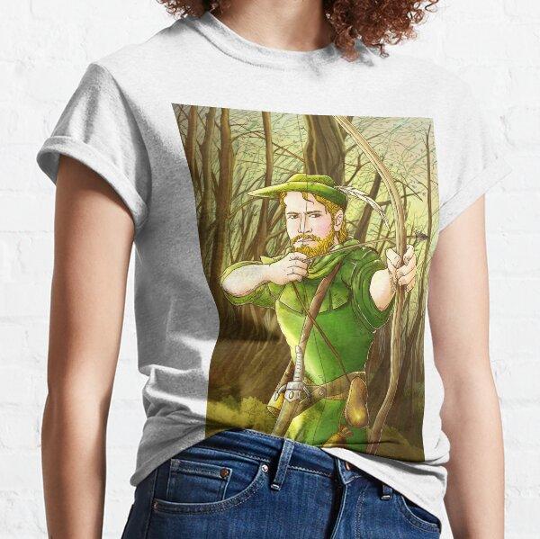 Robin Hood, The Legend Classic T-Shirt