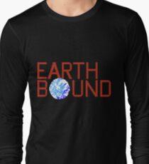 EarthBound Beginnings - Title Screen Long Sleeve T-Shirt