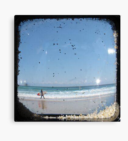 Surf and Sand - TTV Canvas Print