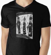 Dead Saints Mens V-Neck T-Shirt