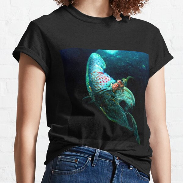 Like Water from ORGANIKA Part I - Becoming by Spaced Painter Classic T-Shirt