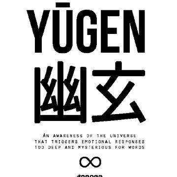 Yūgen (幽玄) - Black by narcotist