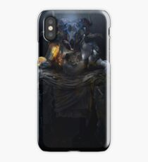 Tarot: The Emperor iPhone Case/Skin