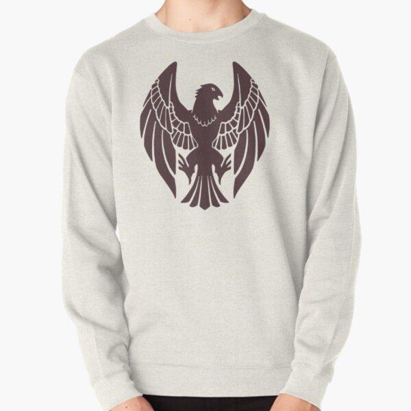 Fire Emblem™: Three Houses - Black Eagles Emblem [Colored] Pullover Sweatshirt