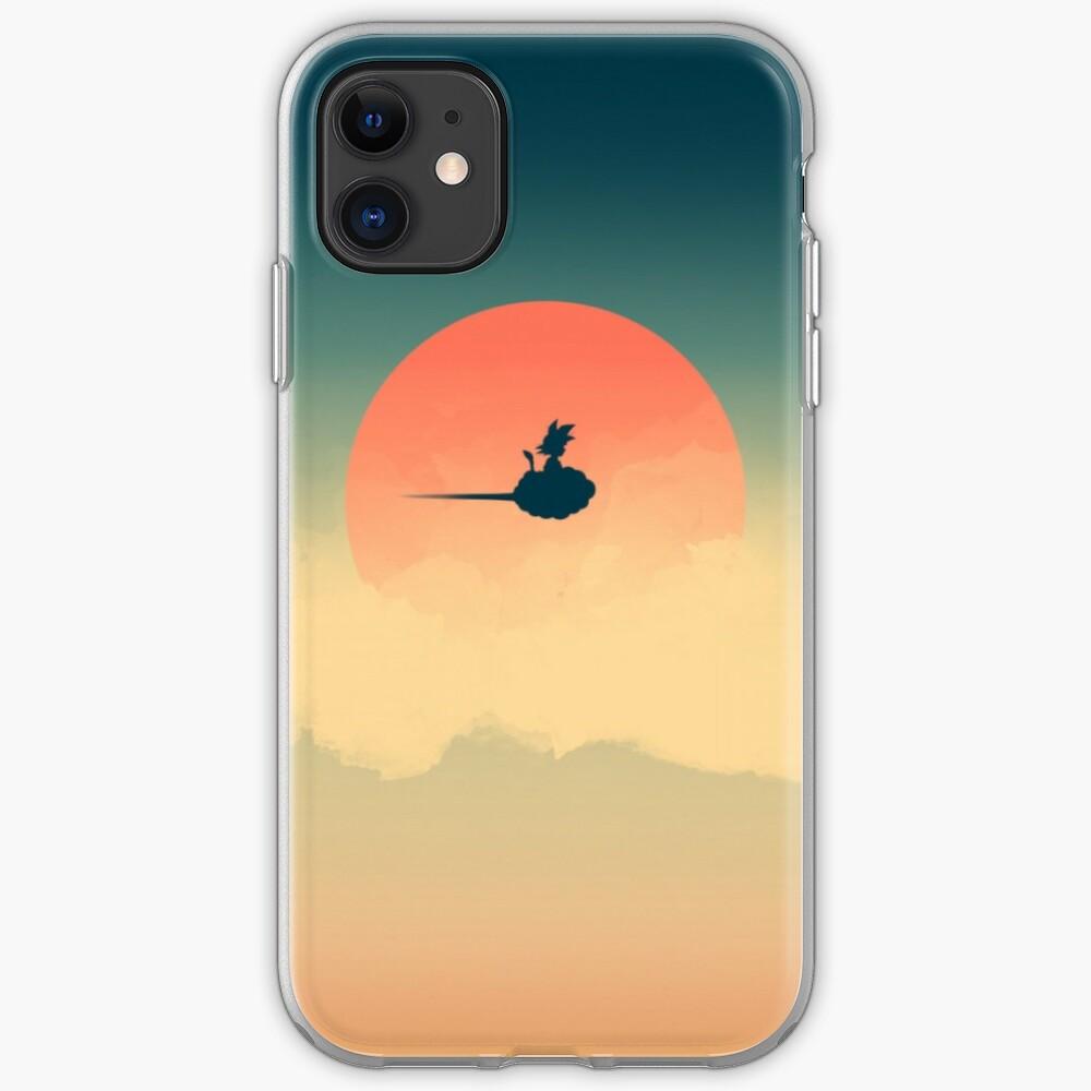 Kid Goku Iphone case iPhone Case & Cover