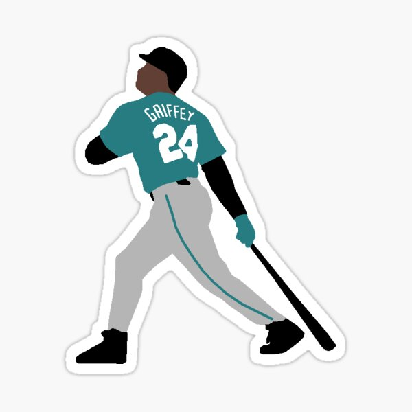 Ken Griffey Jr Sticker