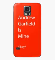 Andrew Garfield is Mine Case/Skin for Samsung Galaxy