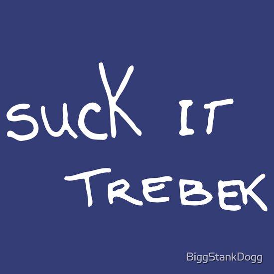 TShirtGifter presents: Suck It Trebek
