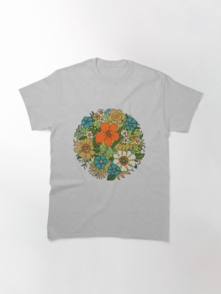 Alternate view of 70s Plate Classic T-Shirt