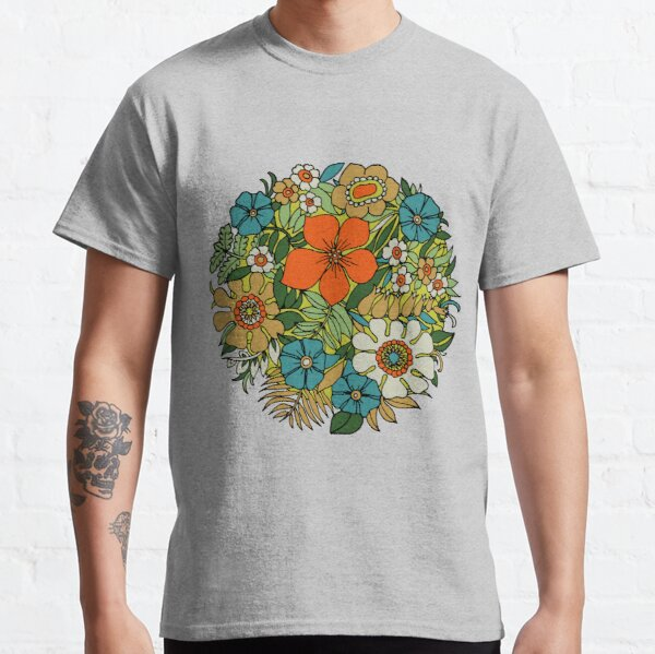 70s Plate Classic T-Shirt