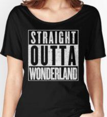 Wonderland Represent! Women's Relaxed Fit T-Shirt
