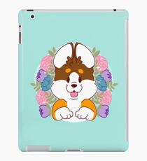 Reese the Black and Tan Corgi iPad Case/Skin