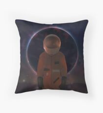 alone II Throw Pillow