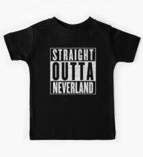 Neverland Represent! Kids Tee