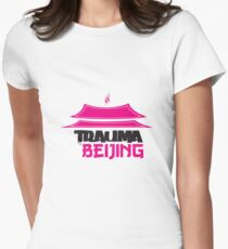 Trauma Beijing Womens Fitted T-Shirt