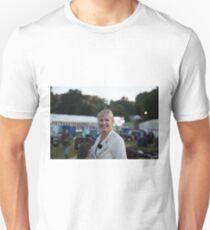 Carol Kirkwood BBC Unisex T-Shirt
