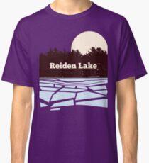Reiden Lake (fringe) Classic T-Shirt