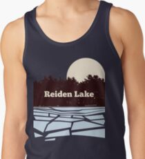 Reiden Lake (fringe) Tank Top