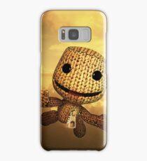 Little Big Planet Sackboy flying Samsung Galaxy Case/Skin