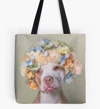 Flower Power, Lola Tote Bag