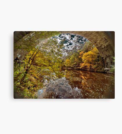 Echo Bridge Canvas Print