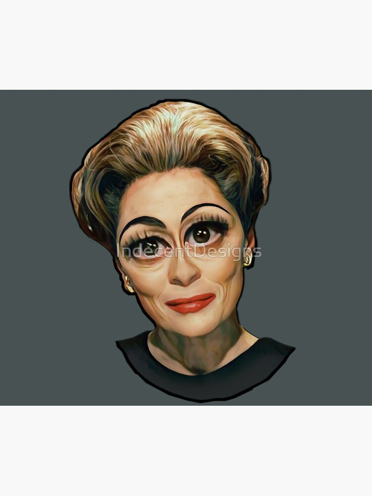 Mommie Dearest- Joan Crawford by IndecentDesigns