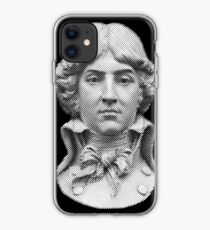 Louis Antoine de Saint-Just  portrait iPhone Case