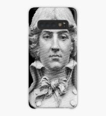 Louis Antoine de Saint-Just  portrait Case/Skin for Samsung Galaxy