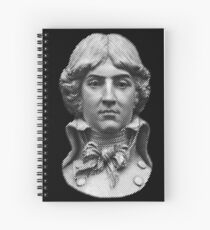 Louis Antoine de Saint-Just  portrait Spiral Notebook