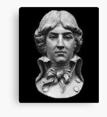Louis Antoine de Saint-Just  portrait Canvas Print