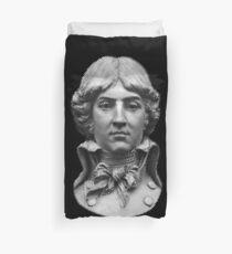 Louis Antoine de Saint-Just  portrait Duvet Cover