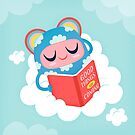 Lesen auf einer Wolke von jsongdesign