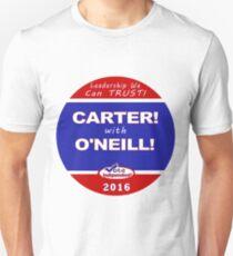Carter - O'Neill for President T-Shirt