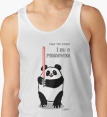 Fck the world I'm a Pandawan Tank Top