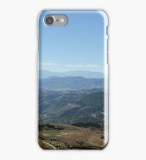 Italian Landscape - Abruzzo iPhone Case/Skin