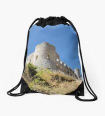 Italian landscapes - Forgotten Ages Drawstring Bag