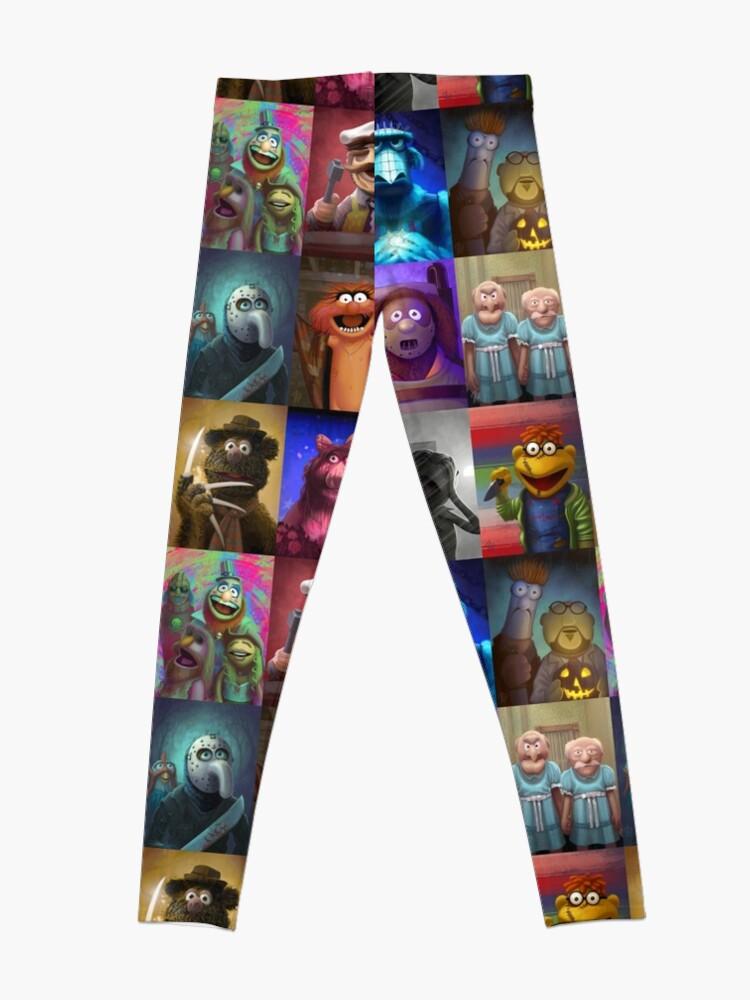 Alternate view of Muppet Maniacs Series 1 Leggings