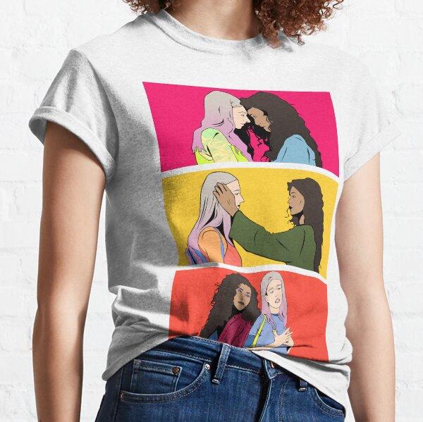 Rue et jules T-shirt classique
