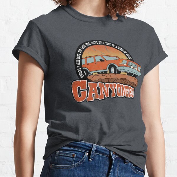 Canyonero Logo Classic T-Shirt