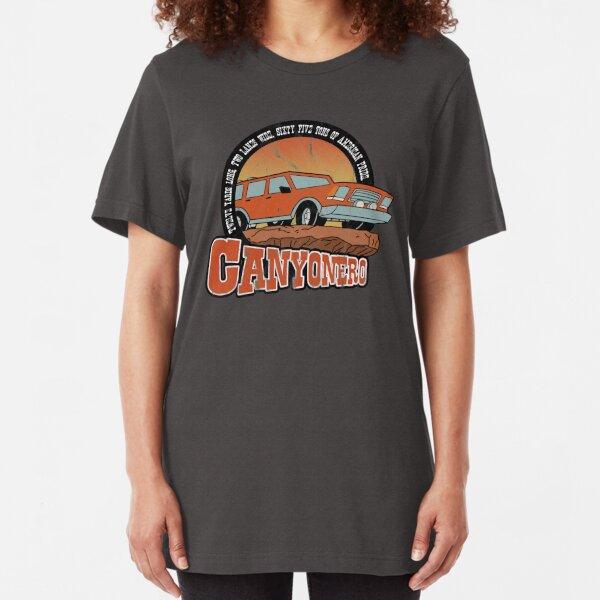 Canyonero Logo Slim Fit T-Shirt