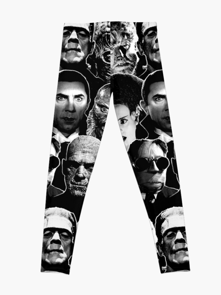 Alternate view of Universal Monster Gang Leggings