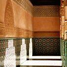 Ben Youssef Medersa, Marrakech by onlyalice