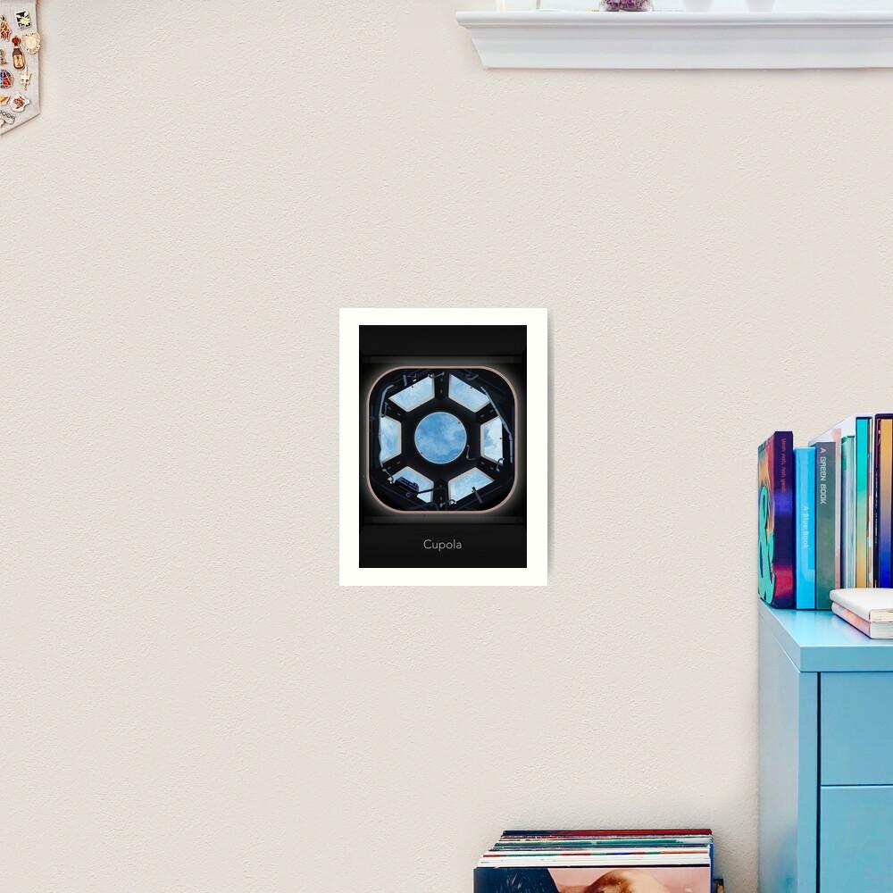 Cupola (ISS) Art Print