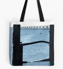 Zeeland Bridge 4 Tote Bag