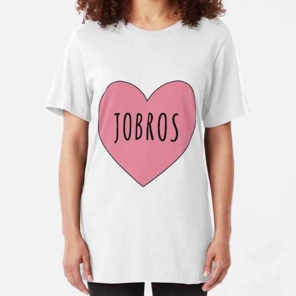 Joe jonas shirt  Slim Fit T-Shirt