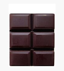 6 pack chocolate abs Photographic Print