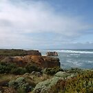 The Great Ocean Road by Virginia McGowan